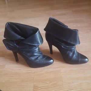 Report High Heel Booties